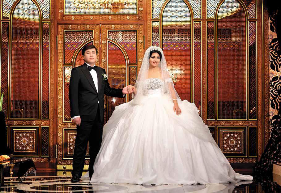 поклонники фото узбекских свадеб форсунки