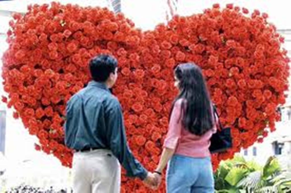 Сегодня день святого Валентина отмечают все влюбленные